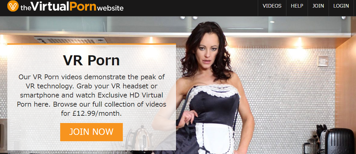 The Virtual Porn Websiteの紹介